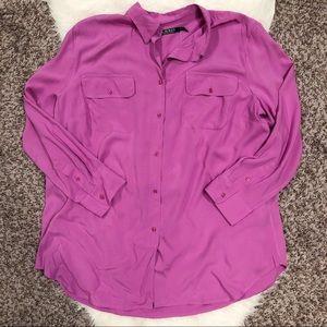 Size 2X NWT Ralph Lauren blouse